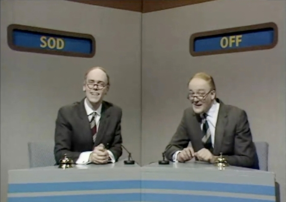 Sod off (Fry & Laurie)