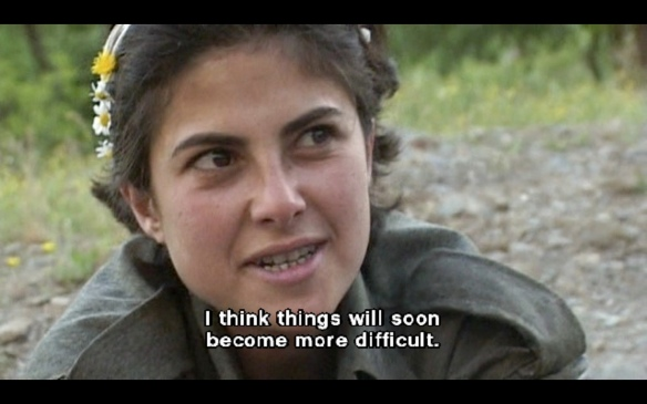 Things will get difficult (Kurde)