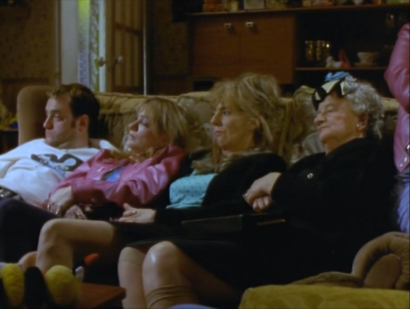 Watching tv (Royle Family)