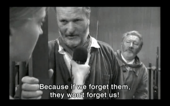 They won't forget us (La Commune)