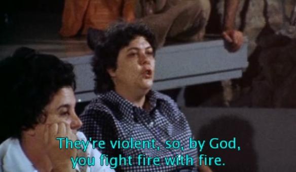 Violence (Harlan County USA)